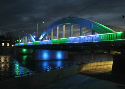 Main St Bridge in Belleville